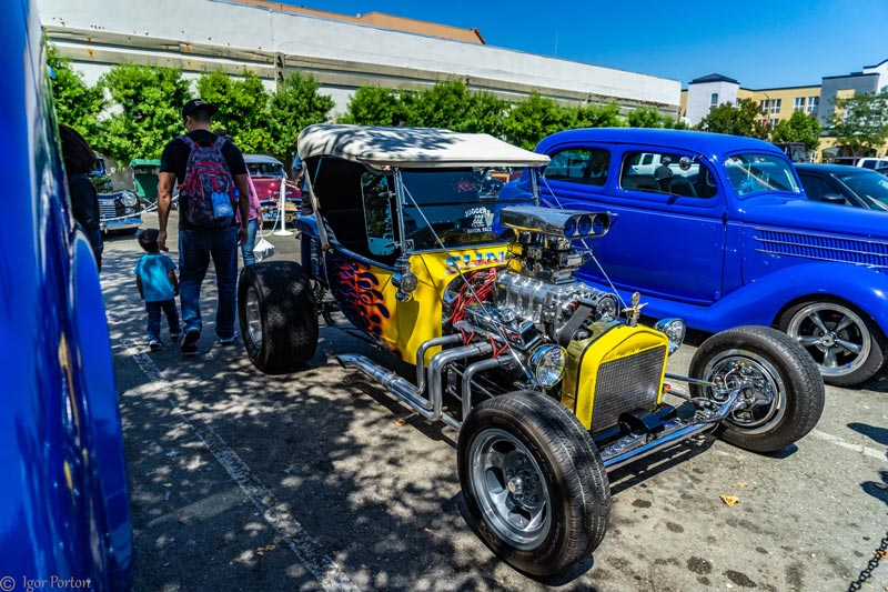 Car Show Custom Hot Rod 2018 Lg