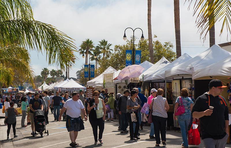 Labor Day weekend Millbrae festival is family fun