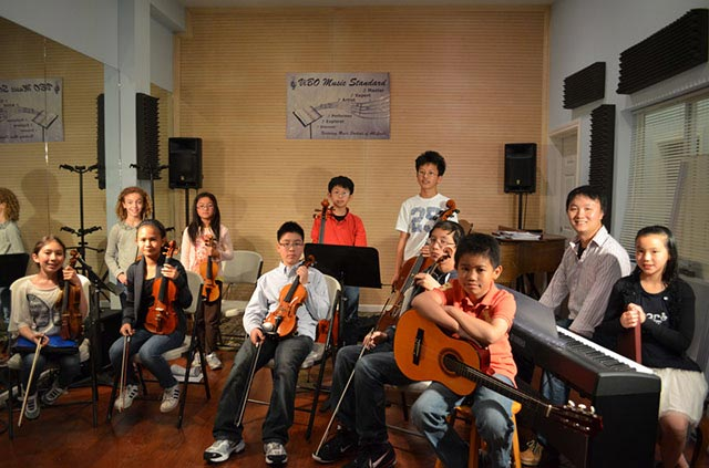 VIBO Music School