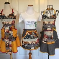 Jan Selby handmade aprons