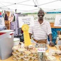 Artisan Specialty Food: Charlie Frank's sweet potato pies