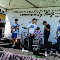 Streets Filled With Talent Stage