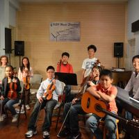 Streets Filled With Talent: VIBO Music School